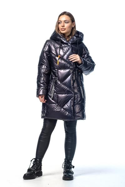 Куртка жіноча зимова VOGUE (колір чорнильний)
