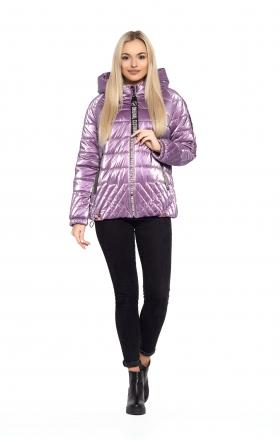 Куртка женская ELIZA ( сиреневый )