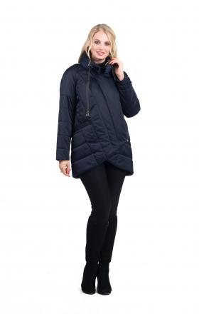 Куртка весняна NAOMI (колір темно-синій)