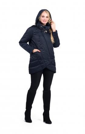Куртка весенняя NAOMI ( темно-синий )