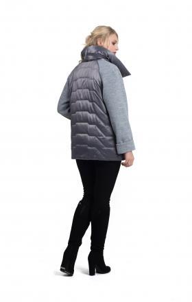 Куртка весенняя MARA ( серый )