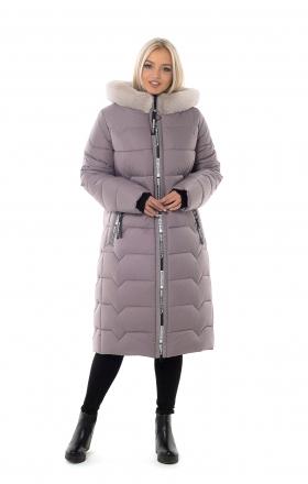 Down jacket winter BETTY UPG (color beige)
