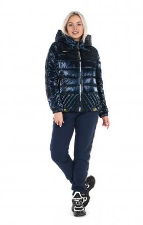 Куртка жіноча ELIZA (колір темно-синій)
