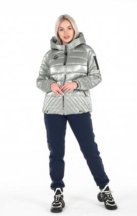 Куртка женская ELIZA ( silver )