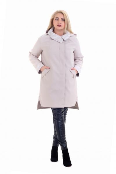 """Куртка вітровка жіноча """"ANITTA"""" (світло-бежева)"""