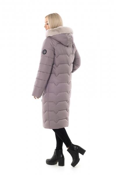 Пуховик женский зимний BETTY UPG (цвет бежевый)