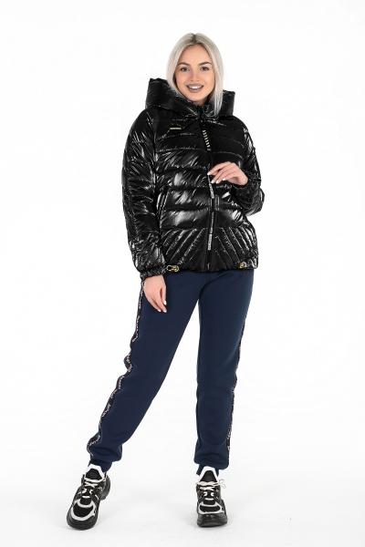 Куртка женская ELIZA ( черный )